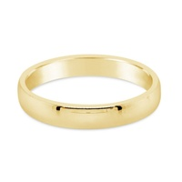 18ct Yellow Gold 3mm Barrel Wedder image