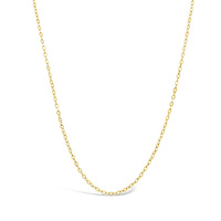 9ct Yellow Gold Fine Chain image