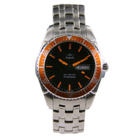 Adina Gents Amphibian Orange Watch image