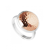 Najo Rose Plated Grand Rosy Glow Ring image