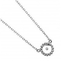 Najo Silver Round Necklace image