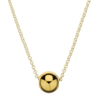 Najo Gold Plated Jiggle Necklace image