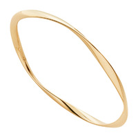 Najo Garden of Eden Gold Bangle image