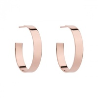 Najo Rose Narrow Ribbon Earrings image