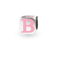 My Little Angel Pink Initial Cube B image