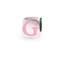 My Little Angel Pink Initial Cube G image