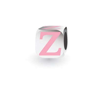 My Little Angel Pink Initial Cube Z image