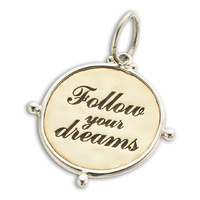 Palas Follow Your Dreams Charm image