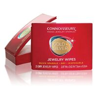 Connoisseurs Jewellery Wipes image