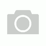 9ct White Gold Milled Edge Cubic Zirconia Heart Pendant