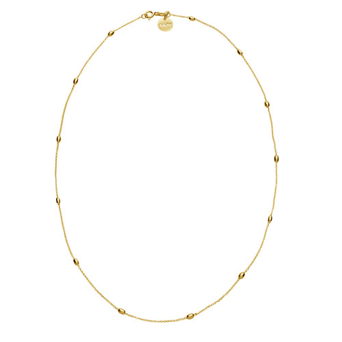 Najo Gold Plated 'Like a Breeze' Necklace