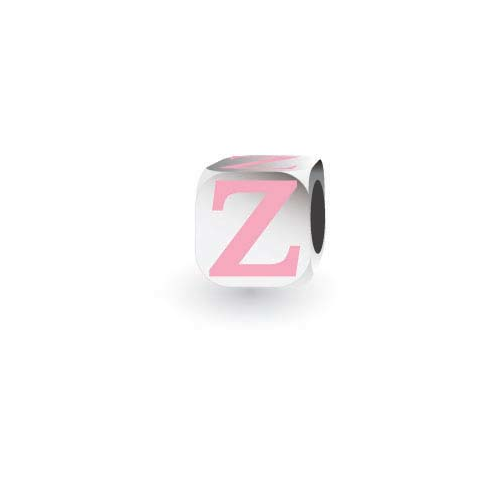 My Little Angel Pink Initial Cube Z